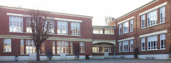 Ecole Jules Ferry Dieppe