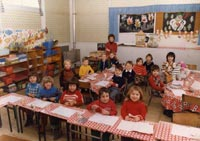 1977 Maternelle